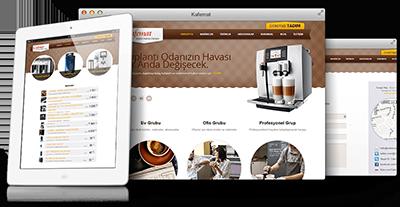 Kafemat Kahve Makinaları