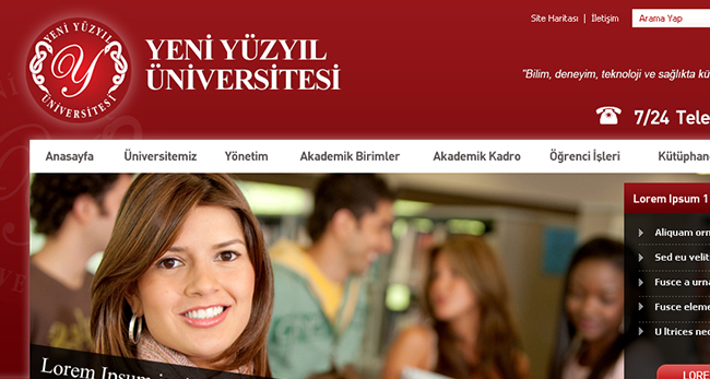 Yeni Yzyl niversitesi
