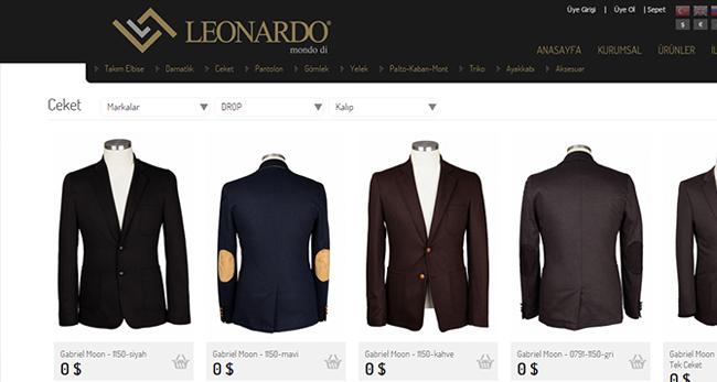 Leonardo Moda