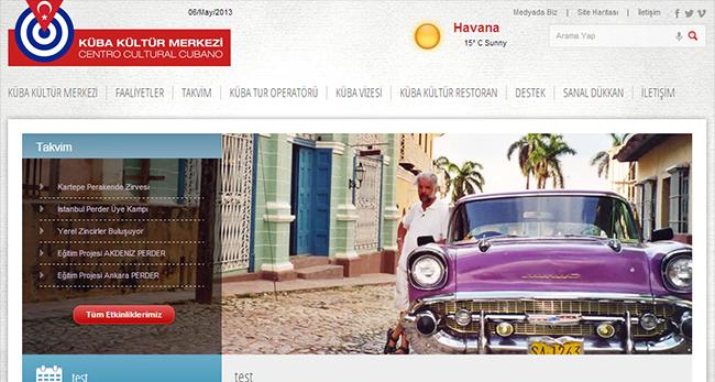 Küba Kültür Merkezi Yeni