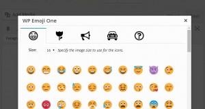 WordPress için yeni icon ifadeleri eklentisi yayınlandı